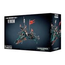 Warhammer 40,000 Xenos Aeldari Drukhari: Venom