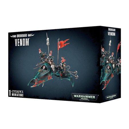 Games Workshop Warhammer 40,000 Xenos Aeldari Drukhari: Venom