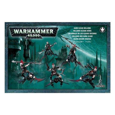 Games Workshop Warhammer 40,000 Xenos Aeldari Drukhari: Hellions