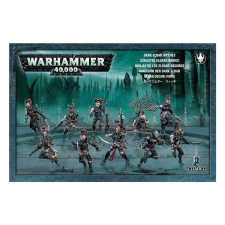 Games Workshop Warhammer 40,000 Xenos Aeldari Drukhari: Wyches