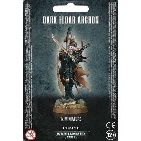 Games Workshop Warhammer 40,000 Xenos Aeldari Drukhari: Archon