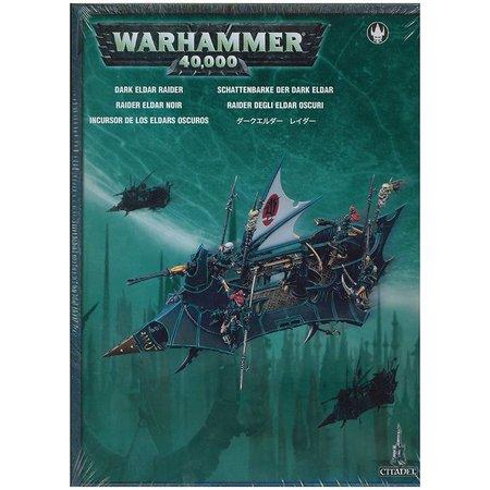 Games Workshop Warhammer 40,000 Xenos Aeldari Drukhari: Raider