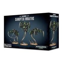 Warhammer 40,000 Xenos Necrons: Canoptek Wraiths