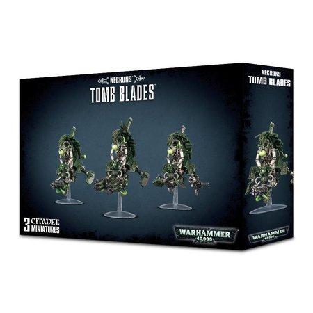 Games Workshop Warhammer 40,000 Xenos Necrons: Tomb Blades
