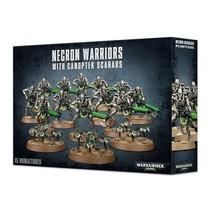 Warhammer 40,000 Xenos Necrons: Necron Warriors