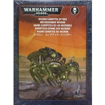 Warhammer 40,000 Xenos Necrons: Canoptek Spyder