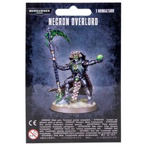 Warhammer 40,000 Xenos Necrons: Overlord