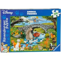 Familie van de Animal Friends (100)