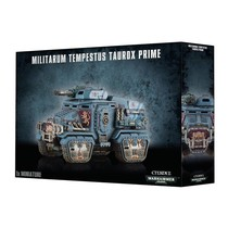 Warhammer 40,000 Imperium Astra Militarum/Militarum Tempestus: Taurox/Taurox Prime
