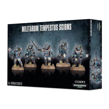 Games Workshop Warhammer 40,000 Imperium Militarum Tempestus: Scions
