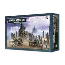 Warhammer 40,000 Imperium Astra Militarum: Cadian Heavy Weapon Squad
