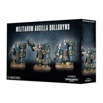 Warhammer 40,000 Imperium Astra Militarum Auxilla: Bullgryns/Ogryns/Nork Deddog