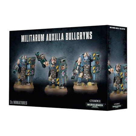 Games Workshop Warhammer 40,000 Imperium Astra Militarum Auxilla: Bullgryns/Ogryns/Nork Deddog