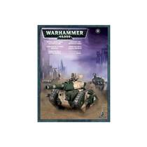 Warhammer 40,000 Imperium Astra Militarum: Leman Russ Battle Tank/Eradicator/Exterminator/Vanquisher