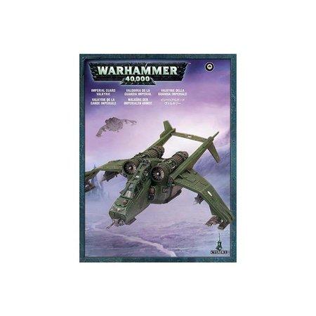 Games Workshop Warhammer 40,000 Imperium Astra Militarum: Valkyrie