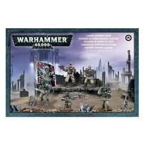 Warhammer 40,000 Imperium Astra Militarum: Cadian Command Squad