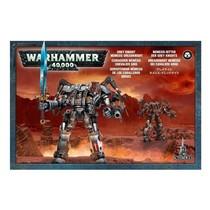 Warhammer 40,000 Imperium Adeptus Astartes Grey Knights: Nemesis Dreadknight