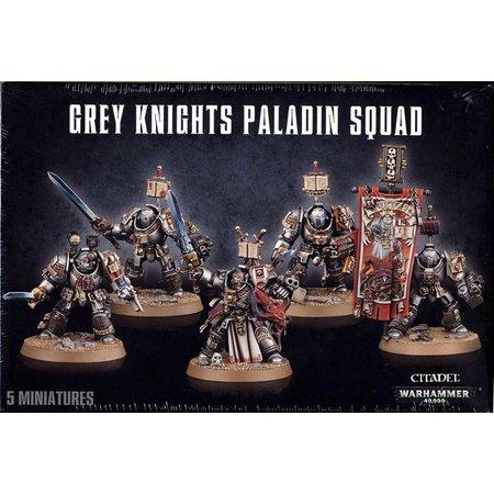Games Workshop Warhammer 40,000 Imperium Adeptus Astartes Grey Knights: Paladin/Terminator Squad