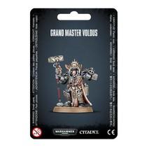 Warhammer 40,000 Imperium Adeptus Astartes Grey Knights: Grand Master Voldus