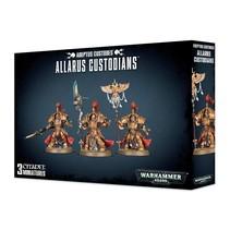 Warhammer 40,000 Imperium Adeptus Custodes: Allarus Custodians