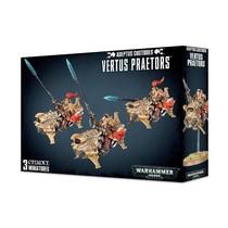 Warhammer 40,000 Imperium Adeptus Custodes: Vertus Praetors