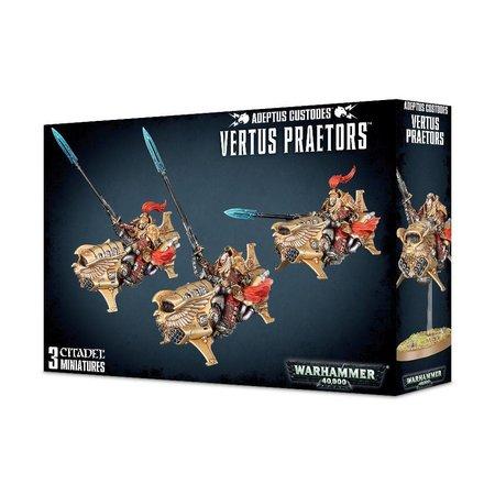 Games Workshop Warhammer 40,000 Imperium Adeptus Custodes: Vertus Praetors