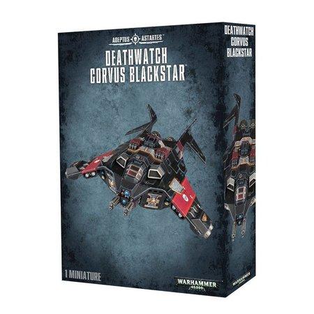 Games Workshop Warhammer 40,000 Imperium Adeptus Astartes Deathwatch: Corvus Blackstar