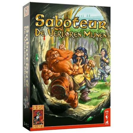 999-Games Saboteur: De Verloren Mijnen