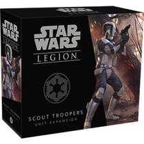 Star Wars Legion: Scout Troopers Unit Expansion**