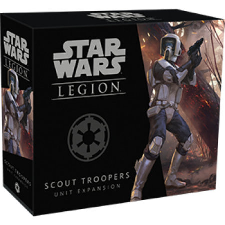 Fantasy Flight Star Wars Legion: Scout Troopers Unit Expansion**