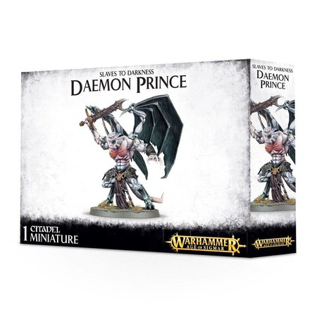 Games Workshop Age of Sigmar/Warhammer 40,000 Daemons of Chaos: Daemon Prince