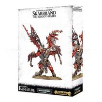 Age of Sigmar/Warhammer 40,000 Daemons of Khorne: Skarbrand the Bloodthirster of Insensate Rage/Unfettered Fury
