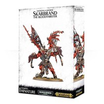 Daemons of Khorne: Skarbrand the Bloodthirster of Insensate Rage/Unfettered Fury