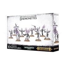 Daemons of Slaanesh: Daemonettes of Slaanesh