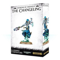 Age of Sigmar/Warhammer 40,000 Daemons of Tzeentch: The Changeling
