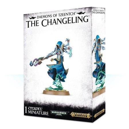 Games Workshop Age of Sigmar/Warhammer 40,000 Daemons of Tzeentch: The Changeling