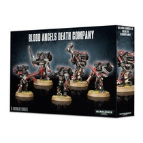 Warhammer 40,000 Imperium Adeptus Astartes Blood Angels: Death Company