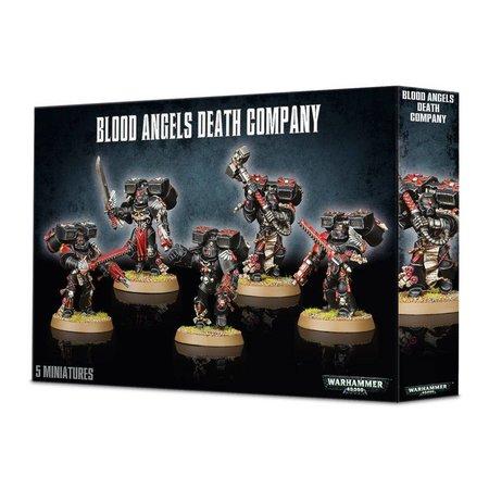 Games Workshop Warhammer 40,000 Imperium Adeptus Astartes Blood Angels: Death Company
