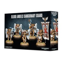 Warhammer 40,000 Imperium Adeptus Astartes Blood Angels: Sanguinary Guard