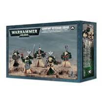 Warhammer 40,000 Imperium Adeptus Astartes Dark Angels: Dark Angels Company Veterans Squad