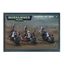 Warhammer 40,000 Imperium Adeptus Astartes Dark Angels: Ravenwing Bike Squadron