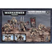 Warhammer 40,000 Imperium Adeptus Astartes Dark Angels: Deathwing Command/Knight/Terminator Squad