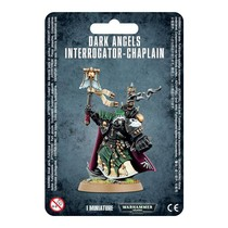 Warhammer 40,000 Imperium Adeptus Astartes Dark Angels: Interrogator-Chaplain