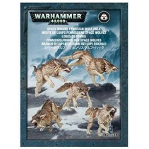 Warhammer 40,000 Imperium Adeptus Astartes Space Wolves: Fenrisian Wolf Pack