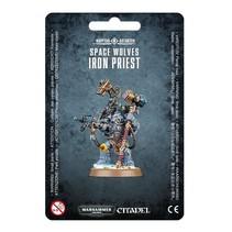 Warhammer 40,000 Imperium Adeptus Astartes Space Wolves: Iron Priest