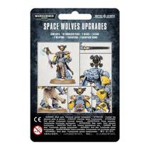 Warhammer 40,000 Imperium Adeptus Astartes Space Wolves: Space Wolves Upgrades