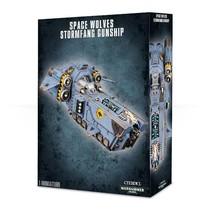 Warhammer 40,000 Imperium Adeptus Astartes Space Wolves: Stormfang Gunship