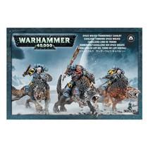 Warhammer 40,000 Imperium Adeptus Astartes Space Wolves: Thunderwolf Cavalry