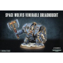 Warhammer 40,000 Imperium Adeptus Astartes Space Wolves: Venerable Dreadnought