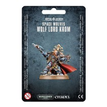 Warhammer 40,000 Imperium Adeptus Astartes Space Wolves: Wolf Lord Krom